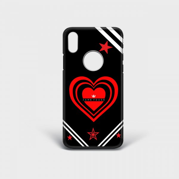 Cover Iphone Cuore Matto Dame Rouge