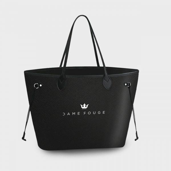 Princess Bag Classic Black Dame Rouge