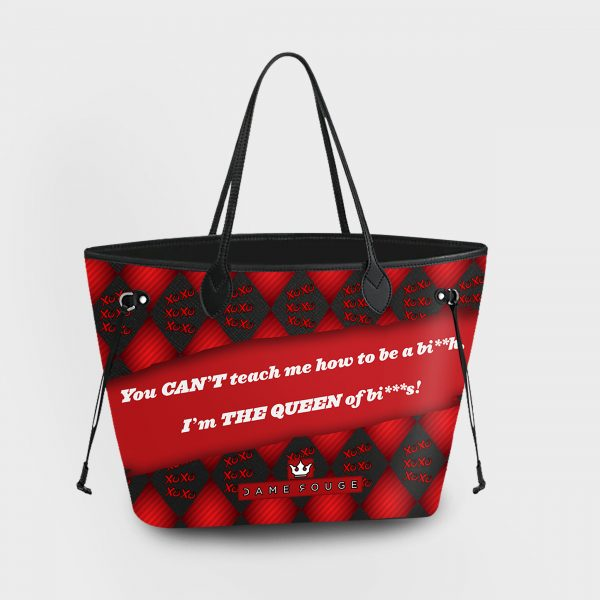 Princess Bag Bad Queen Dame Rouge