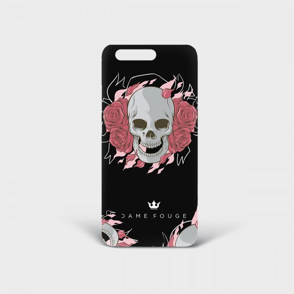 Cover Huawei Death Roses Dame Rouge