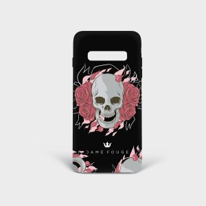 Cover Samsung Death Roses Dame Rouge