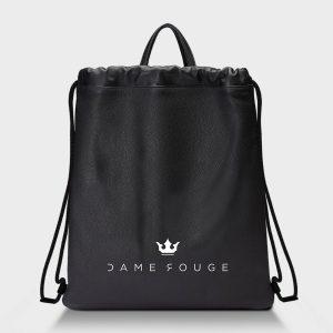 Zaino Squeeze Black Classic Dame Rouge