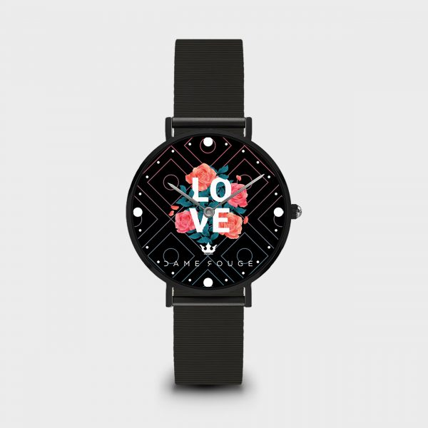 Orologio Spring Love Dame Rouge