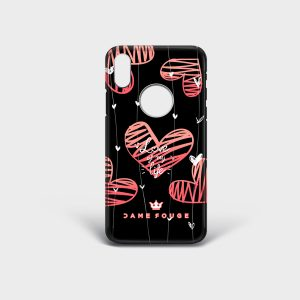 Cover Iphone Love of My Life Dame Rouge
