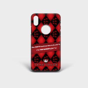 Cover Iphone Bad Queen Dame Rouge