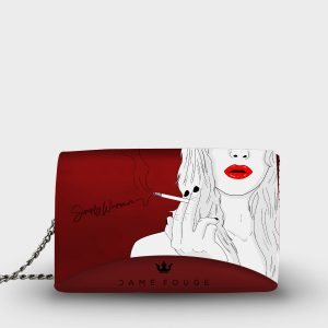 Moon Bag Simply Woman Dame Rouge