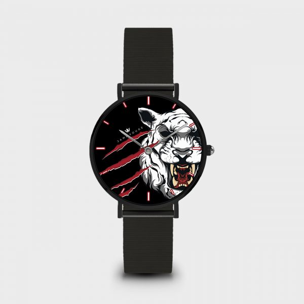 Orologio Tiger Scratches Dame Rouge