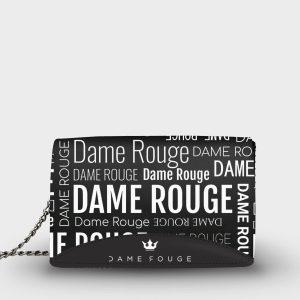 Moon Bag Multi Dame Dame Rouge