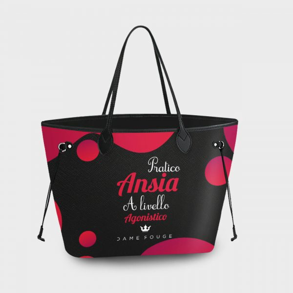 Princess Bag Ansia Dame Rouge