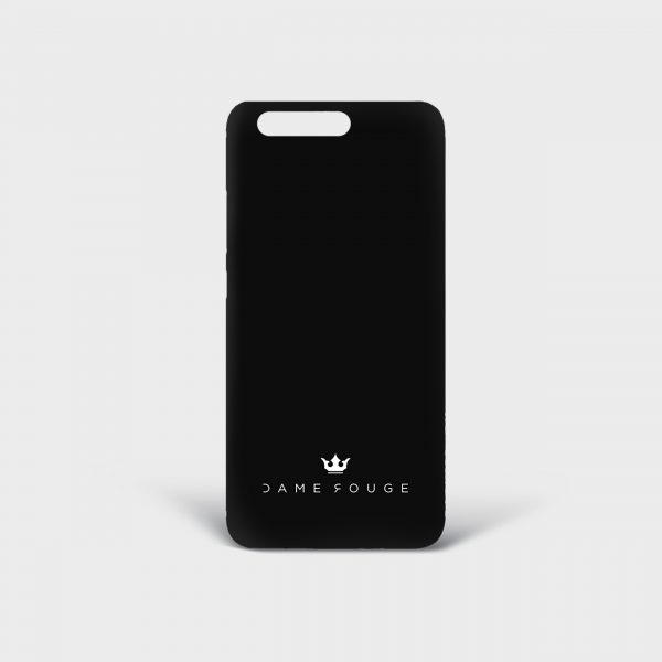 Cover Huawei Black Classic Dame Rouge