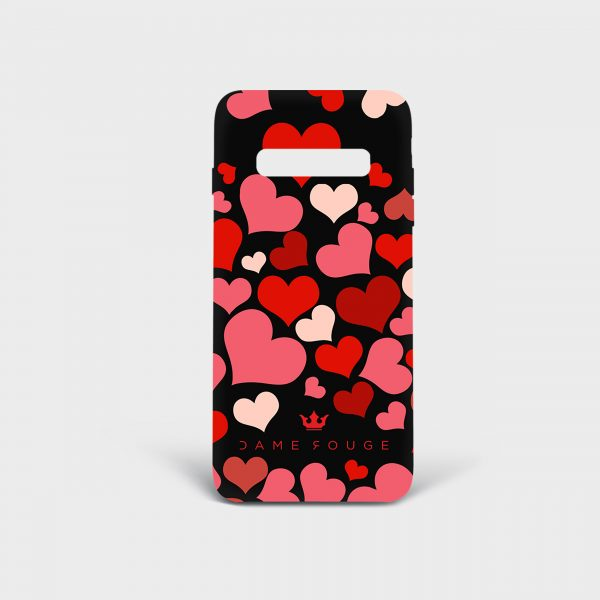 Cover Samsung New Heart Dame Rouge