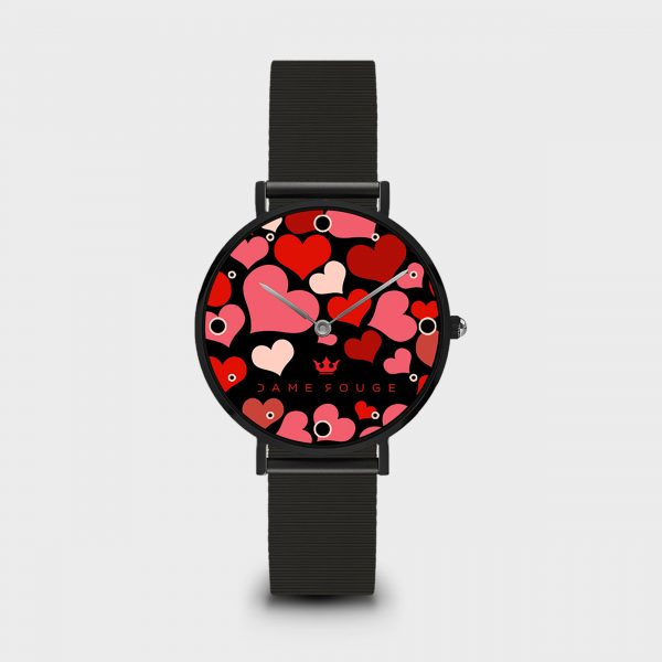 Orologio New Heart Dame Rouge