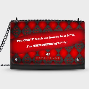 Lovely Bag Bad Queen Dame Rouge