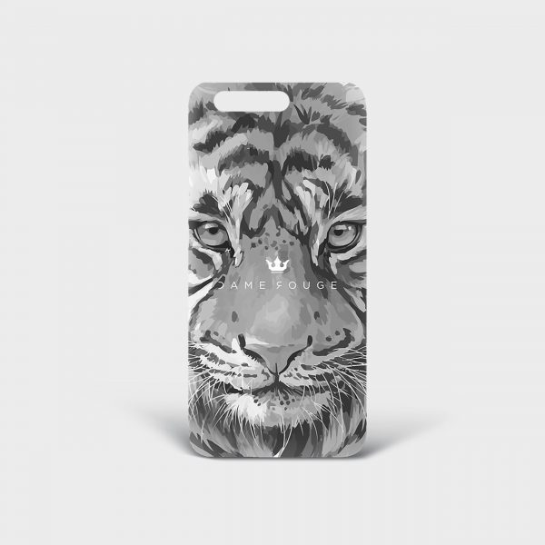 Cover Huawei Tiger Dame Rouge