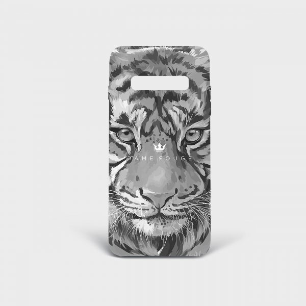 Cover Samsung Tiger Dame Rouge