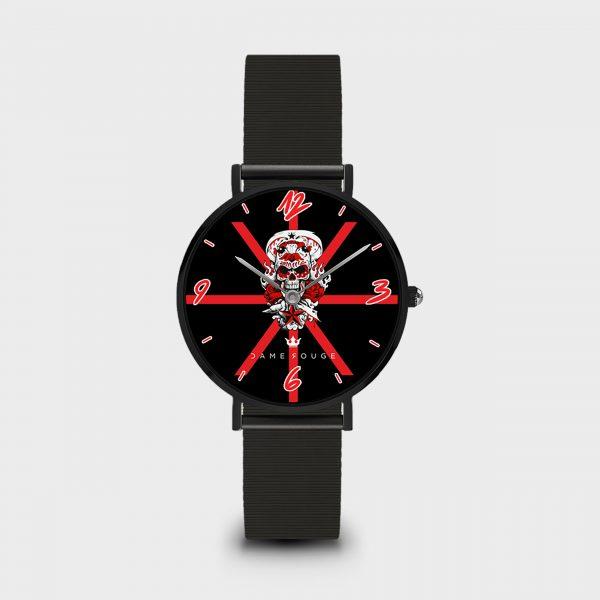 Orologio Teschio Dame Rouge