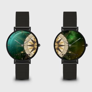 Watch Wind Rose Dame Rouge