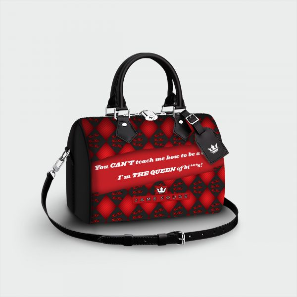 Bauletto Bad Queen Dame Rouge