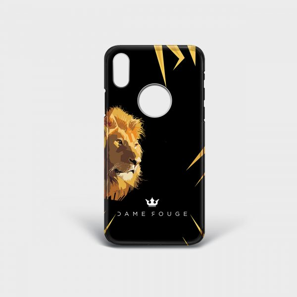 Cover Iphone Leone Strong Dame Rouge