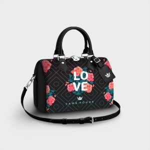 Bauletto Spring Love Dame Rouge