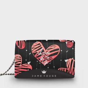 Moon Bag Love of My Life Dame Rouge