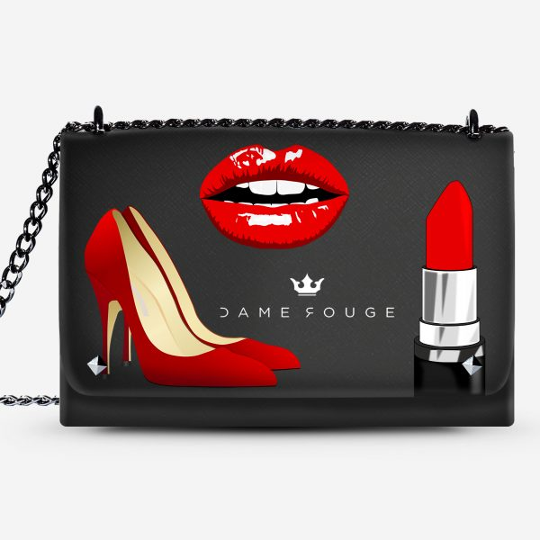 Lovely Bag Lips Dame Rouge Rouge