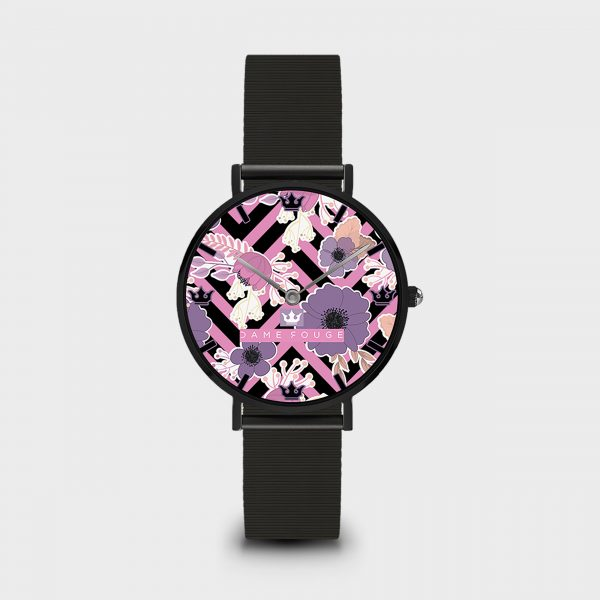 Orologio Floral Dame Rouge