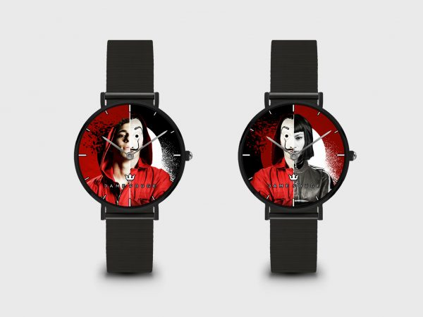 Watch Bella Ciao Dame Rouge