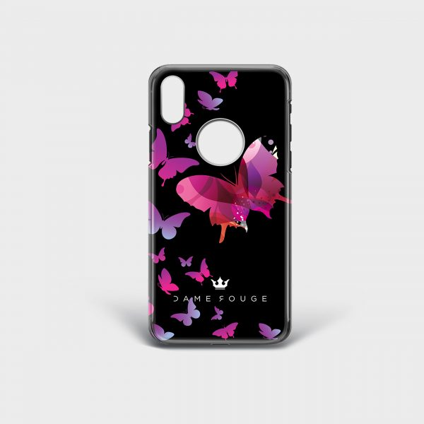 Cover Iphone I Can Fly Dame Rouge