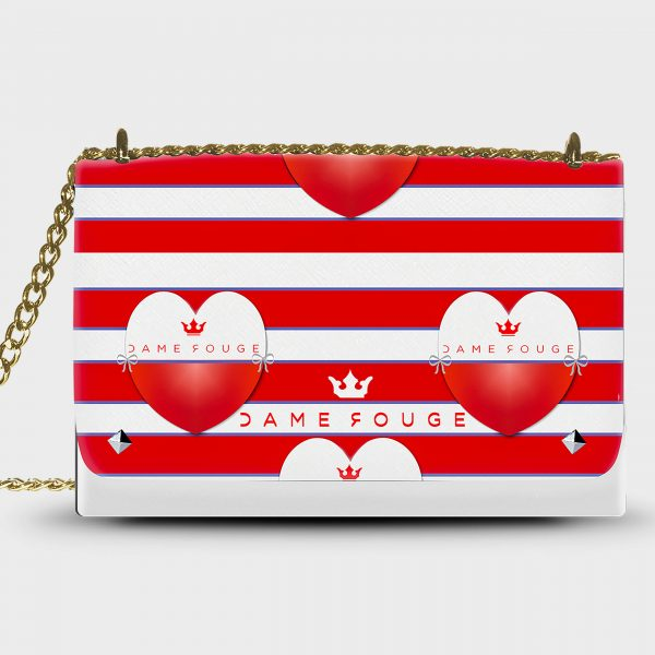 Lovely Bag Three Love Dame Rouge