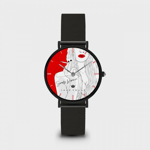 Orologio Simply Woman Dame Rouge