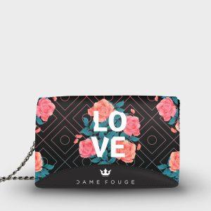 Moon Bag Spring Love Dame Rouge