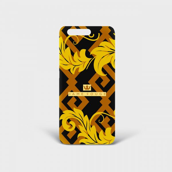 Cover Huawei Dame Gold Dame Rouge