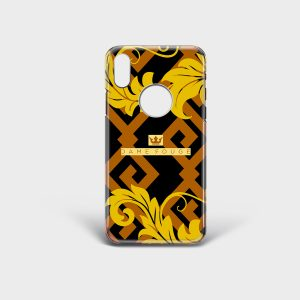 Cover Iphone Dame Gold Dame Rouge