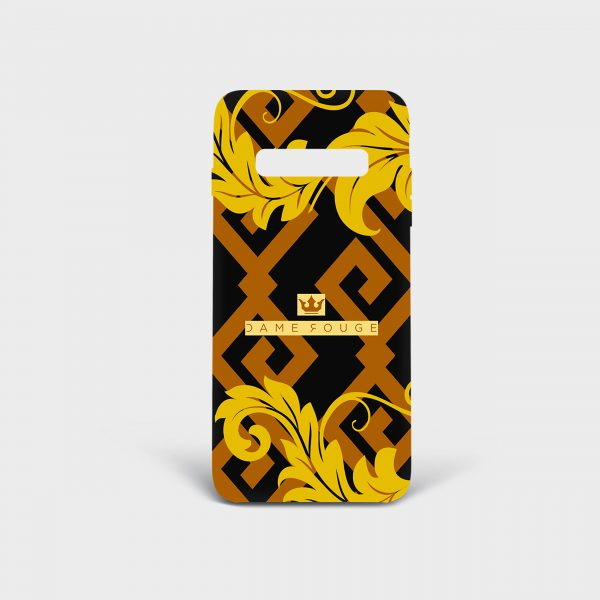 Cover Samsung Dame Gold Dame Rouge