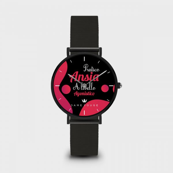 Orologio Ansia Dame Rouge