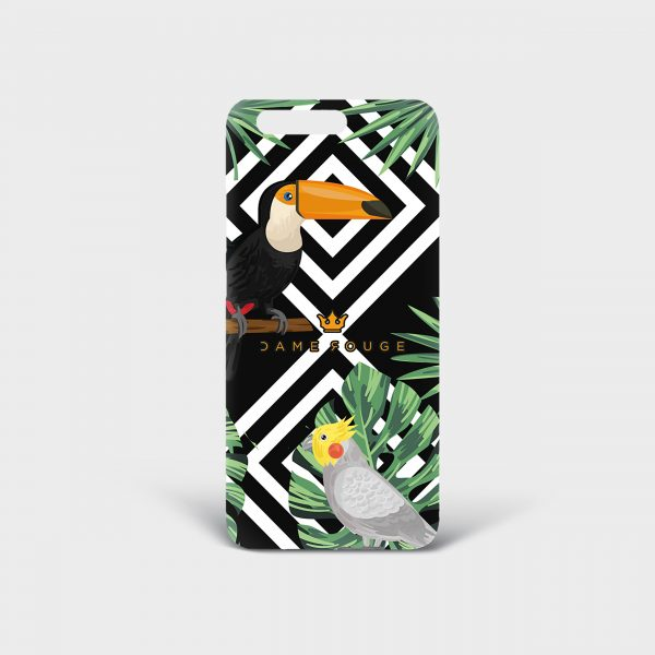 Cover Huawei Tucano Dame Rouge