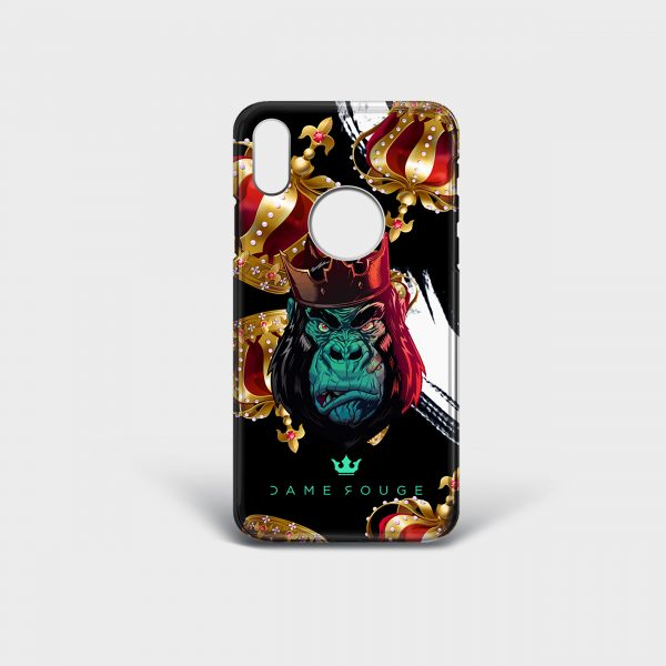 Cover Iphone Ape King Dame Rouge