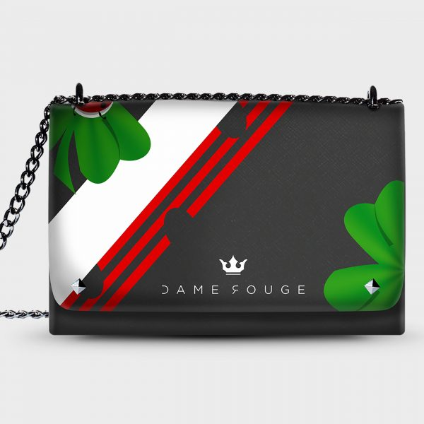 Lovely Bag Good Luck Dame Rouge