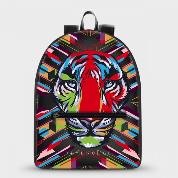Zaino Maxime Wild Color Dame Rouge