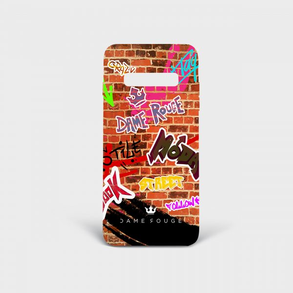 Cover Samsung Street Dame Rouge