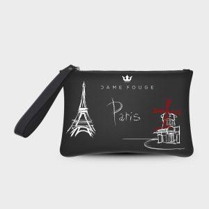 Pochette Smash Paris Dame Rouge