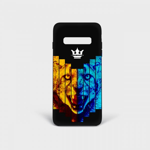Cover Samsung Cheetah Dame Rouge