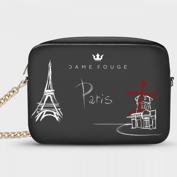 Borsetta Smart Paris Dame Rouge