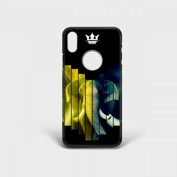 Cover Iphone Elephant Dame Rouge