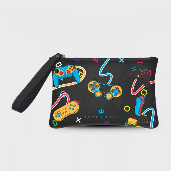 Pochette Smash Retrogaming Dame Rouge
