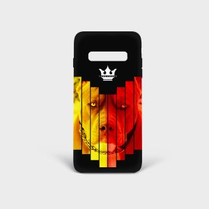 Cover Iphone Pitbull Dame Rouge