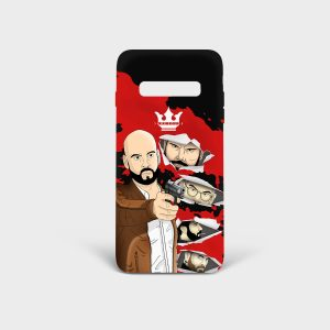 Cover Samsung Immortal Dame Rouge