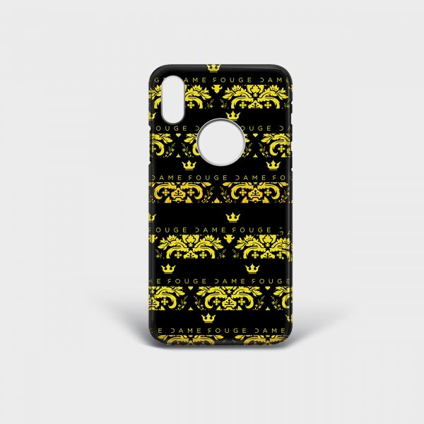 Cover Iphone Dame Lux Dame Rouge