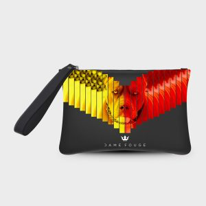 Pochette Smash Pitbull Dame Rouge